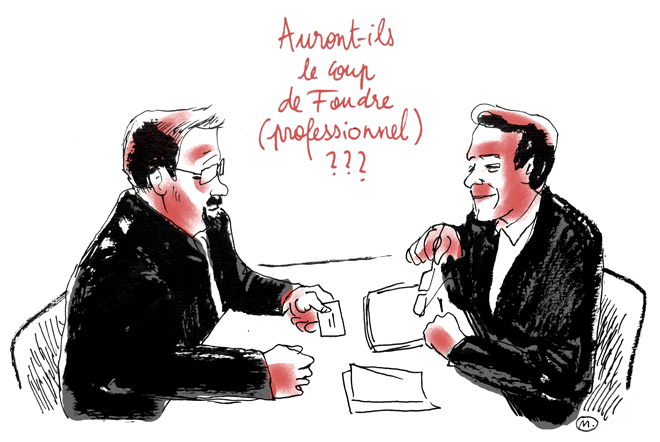 Je rencontre un ambassadeur