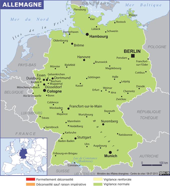 Les Villes Les Plus Grande D Allemagne