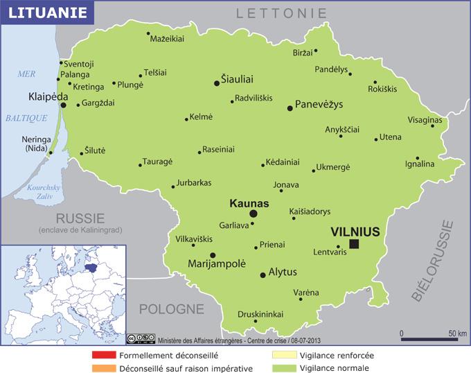 lituanie - Image