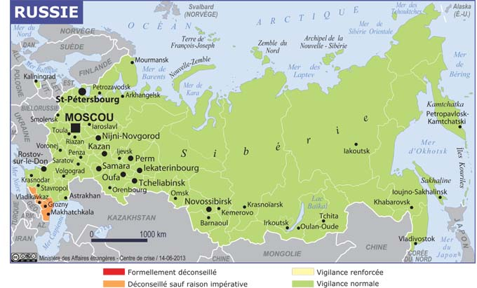 russie - Image