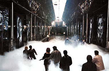 A nuvem (Argentina, 1998), de Fernando Solanas