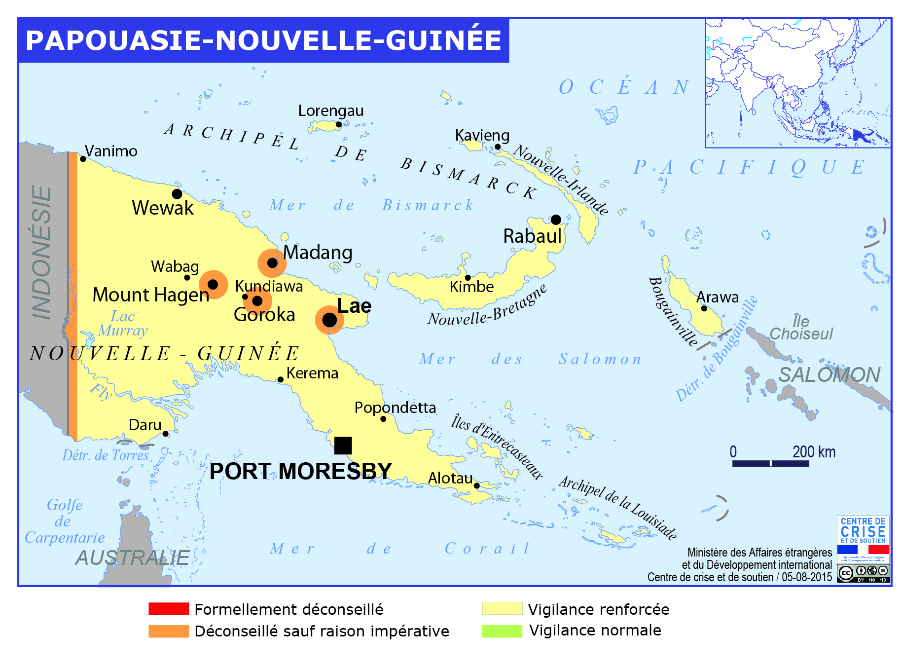 papouasie nouvelle guinee - Photo