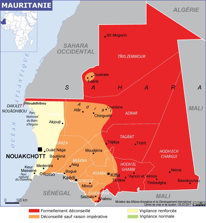 voyage algerie securite