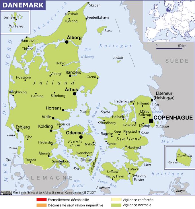 danemark - Image