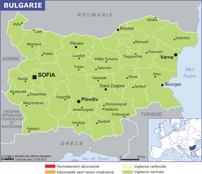chanson populaire de bulgarie-