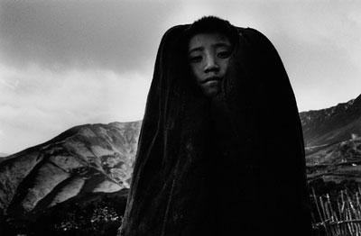 Jeune berger du peuple Yis | Chine