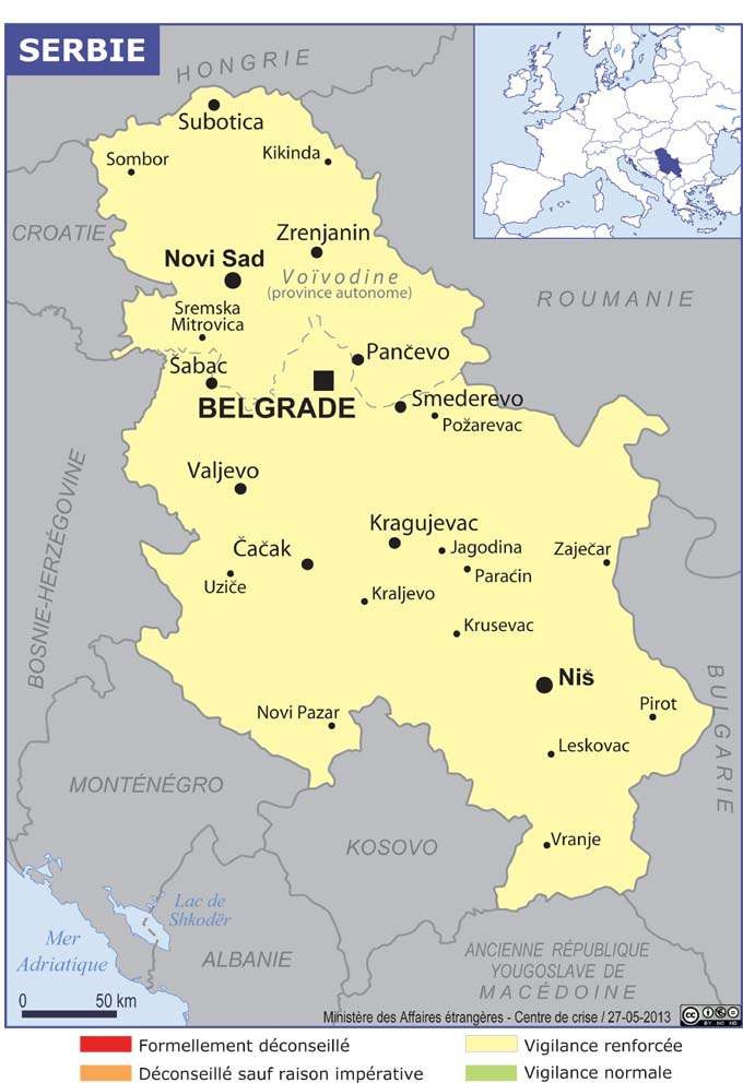 comment apprendre le serbe