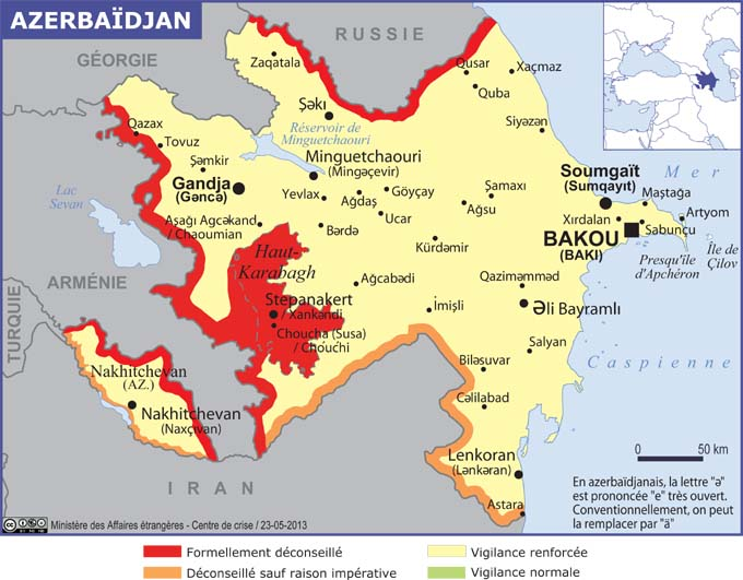 La philanthropie d'influence menée par l'Azerbaïdjan