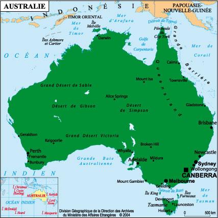 Australie : les OVNIs envahissent un village du Territoire du Nord AUSTRALIE-I-24_nov_06