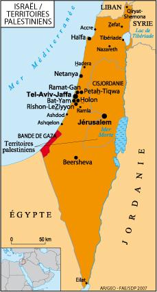 Gaza : la responsabilité directe de la France et de l'Union Européenne ISRAEL-27-03-08