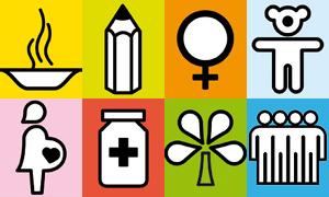 Les 8 Objectifs du millénaire pour le développement.