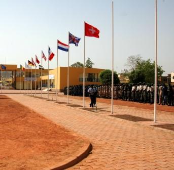 Inauguration EMP