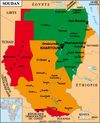 """Apres le """" Sud-Soudan """" , au tour de la Côte d'Ivoire , de la ..."""