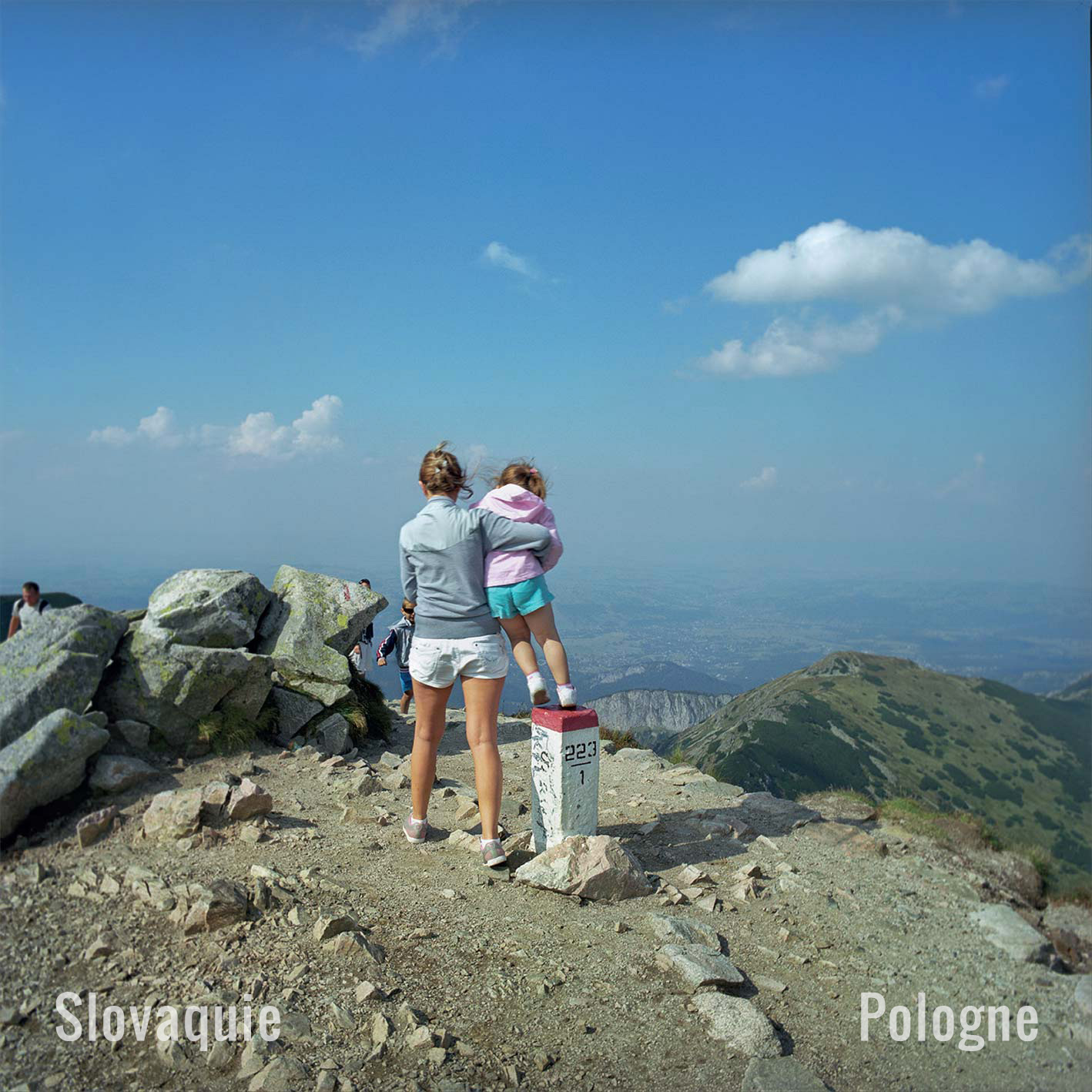 Slovaquie / Pologne