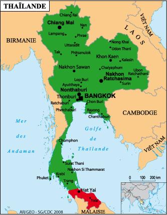 prostituées thailande