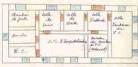 Projet de construction d'un nouveau poste à Amellago. Notice 430, 40