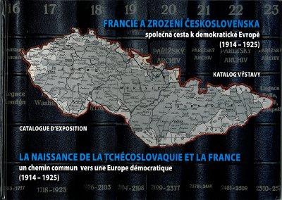 La naissance de la Tchécoslovaquie et la France
