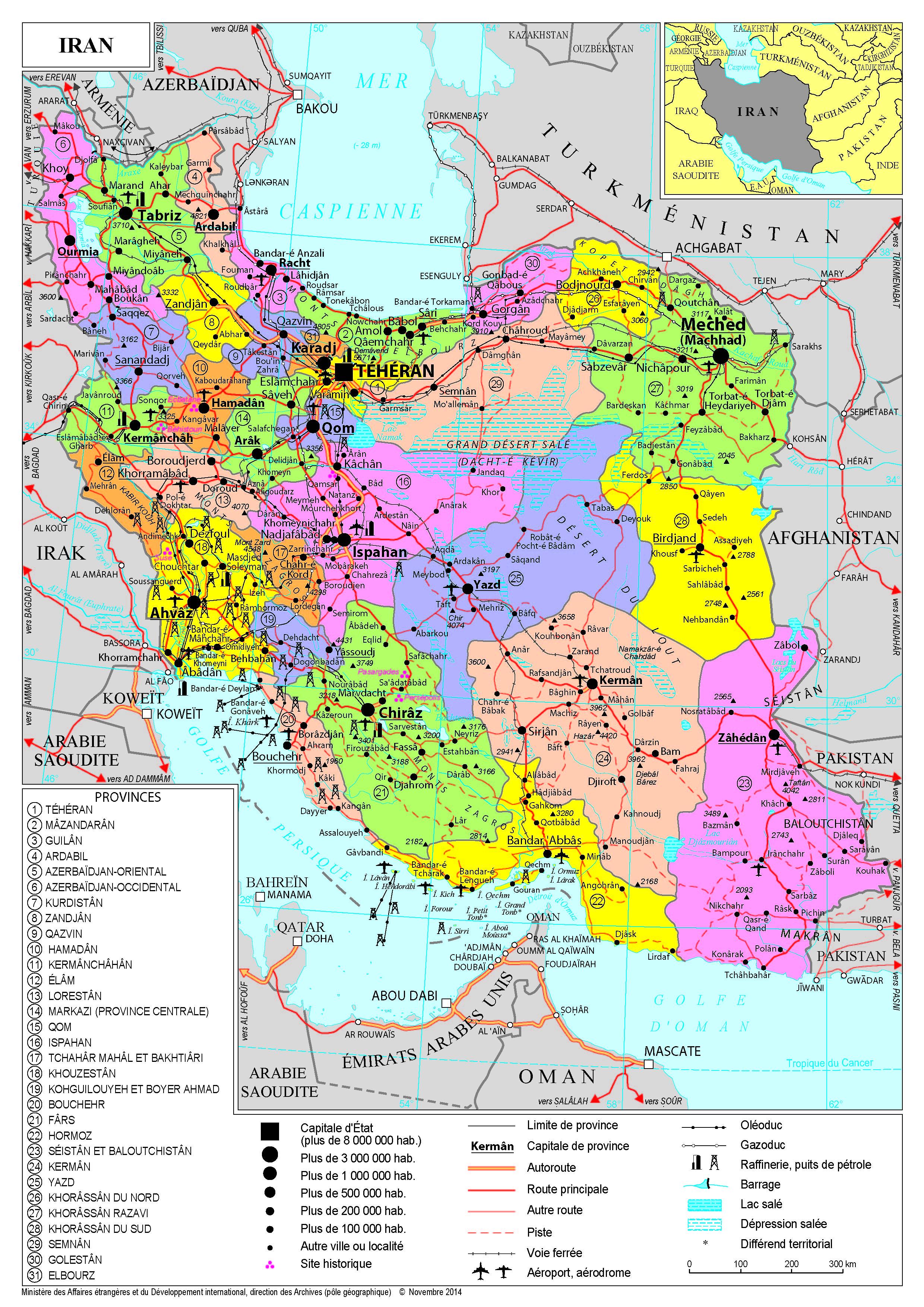 Présentation De L Application Zedge: Présentation De L'Iran