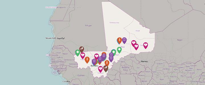 Mise en ligne du site internet dédié à la transparence française au Mali