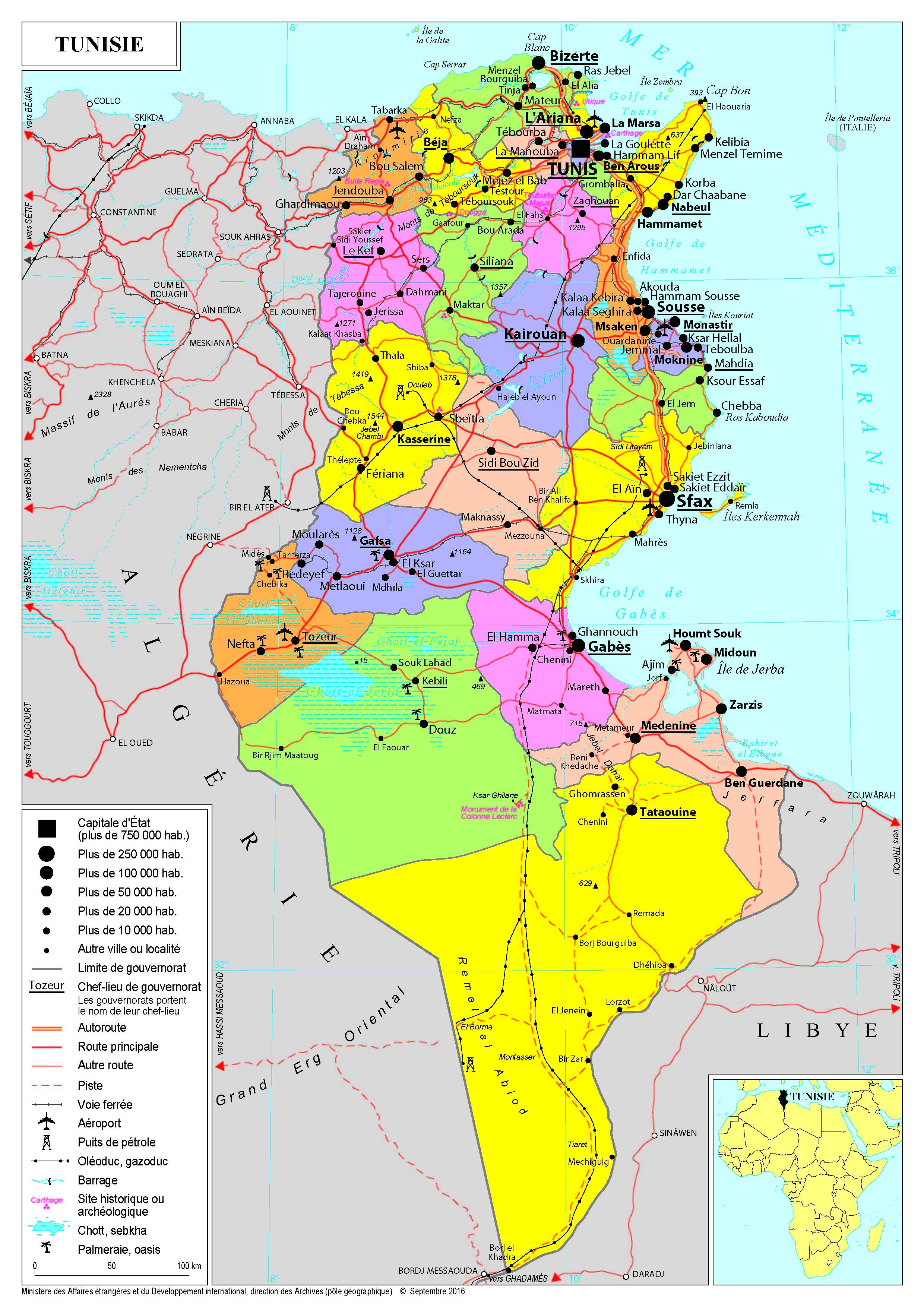 Présentation De L Application Zedge: Présentation De La Tunisie
