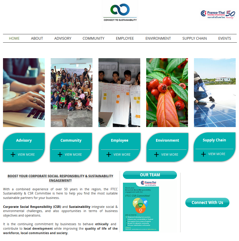 lancement d une plateforme pour la responsabilit sociale