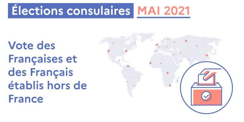 Élections consulaires des 29 et 30 mai 2021 – Résultats