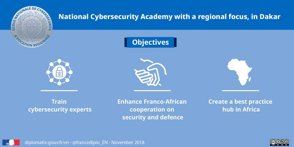 Regionally-oriented national school for cyber security opens in