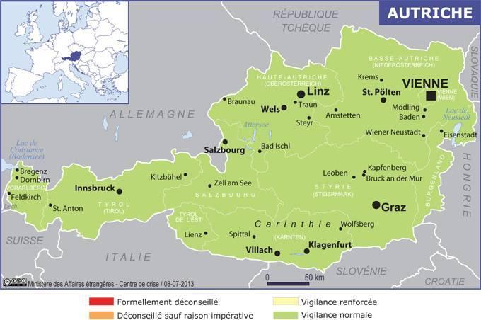 Autriche Ministere De L Europe Et Des Affaires Etrangeres