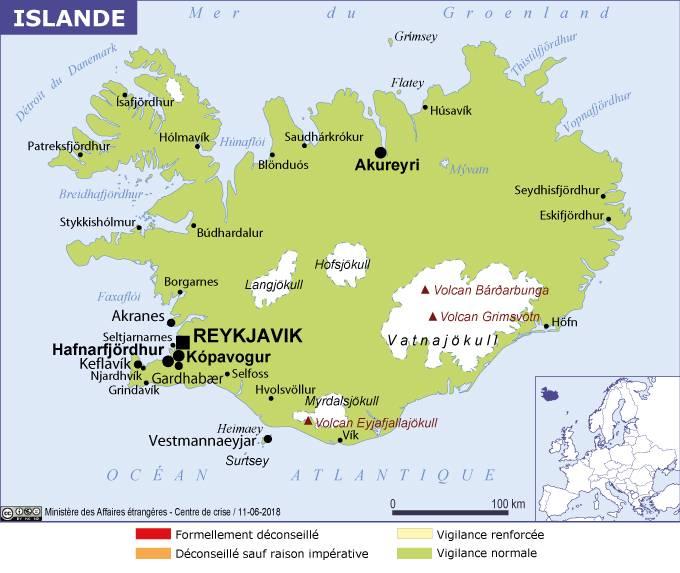 Papiers Pour Voyage Islande