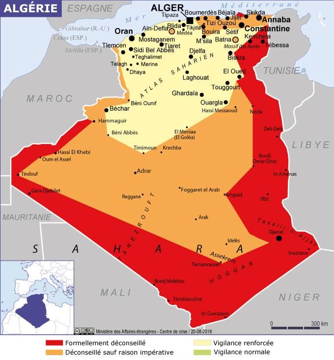 Carte Algerie Pdf Gratuit.Algerie