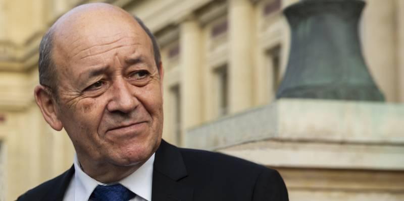 Propos liminaires de Jean-Yves Le Drian, ministre de l'Europe et des Affaires étrangères, lors de sa rencontre avec la presse à Beyrouth (07.05.21)