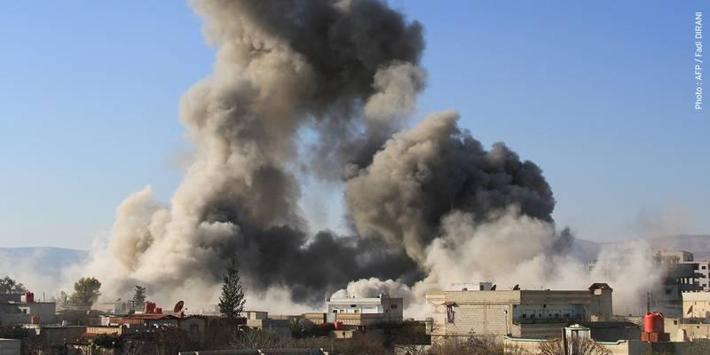 """Résultat de recherche d'images pour """"syria chimic weapons, 2017"""""""