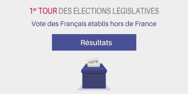 Législatives étranger résultats